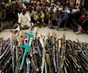 """أرقام الضحايا صادمة.. تحالف """"الجماعات التكفيرية"""" و""""قطاع الطرق"""" صداع في رأس نيجيريا"""