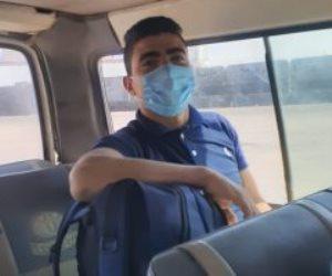 الداخلية: ضبط 5 آلاف سائق مخالف لقرار ارتداء الكمامة الواقية