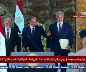الإمارات تعلن تأييدها للجهود المصرية الداعية إلى وقف فوري لإطلاق النار في ليبيا