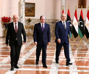 تنسيقية شباب الأحزاب والسياسيين تعلن دعمها لمبادرة الرئيس السيسى لحل الأزمة الليبية