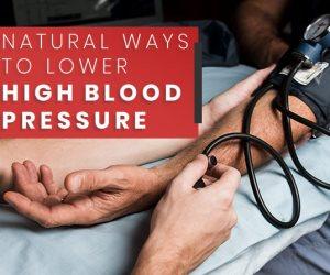 13 طريقة لخفض ضغط الدم بشكل طبيعي.. أبرزهم توقف التدخين والملح