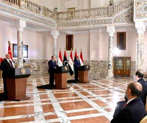 مجلس الأمن الأمريكى يثني على «إعلان القاهرة»: نأمل أن تؤدى مبادرة مصر لوقف إطلاق النار بليبيا