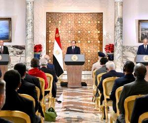 الولايات المتحدة ترحب بالمبادرة المصرية لحل الأزمة الليبية