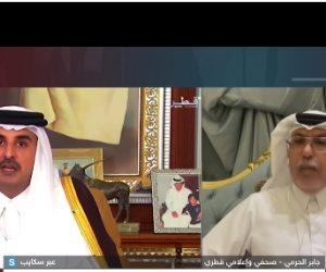 إرهابيون لكن ظرفاء.. كاتب قطري ينفي دعم بلاده لـ«إخوان مصر» وإيواء المطلوبين منهم دولياً