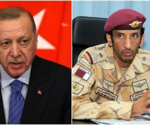 «أفعى قطر» حمد بن فطيس المري.. همزة وصل إرهاب تركيا بين ميليشيات ليبيا واليمن
