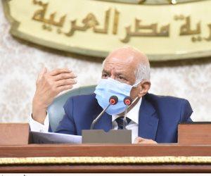البرلمان يوافق علي قانون تقسيم دوائر مجلس النواب في مجموعه