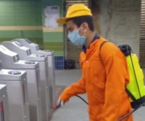 النقل: المترو نقل أمس مليون راكب مع إجراءات الوقاية ضد كورونا