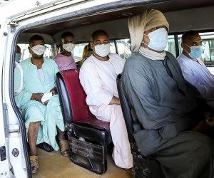 الداخلية : ضبط 1656 سائق نقل جماعى لعدم الالتزام بارتداء الكمامات