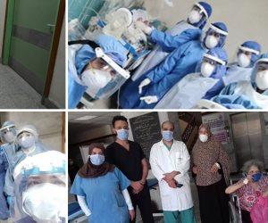 مستشفيات العزل في الدقهلية تسطر ملحمة قتالية ضد فيروس كورونا