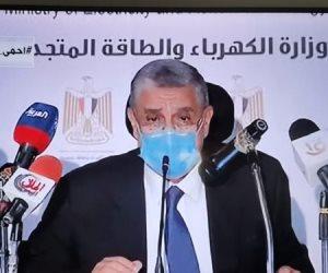 وزير الكهرباء: استمرار تحصيل رسوم النظافة على الفاتورة لمدة عام