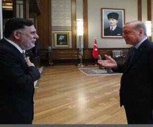 «القبائل الليبية»: يجب تجميد اتفاقيات السراج مع تركيا