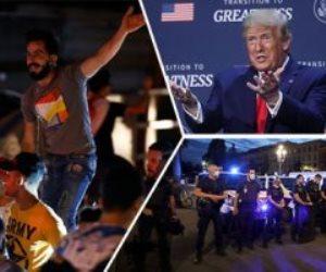 العالم هذا الصباح.. ترامب يواصل حملته الانتخابية وأعمال شغب وسط بيروت واحتجاج ضباط الشرطة في فرنسا