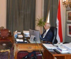 نائب وزير الخارجية يطالب بموقف حازم من الدول الممولة للإرهاب فى سوريا وليبيا