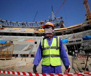 الانتهاكات تتضاعف في قطر: عمال مونديال 2022 بلا أجور لأشهر  ويعانون «عبودية حديثة»