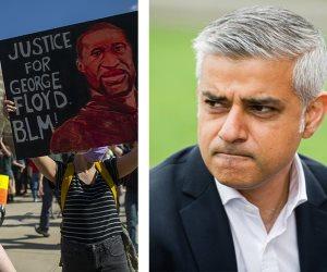 عمدة لندن يصعد ضد المظاهرات.. أين هي حقوق الإنسان التي تدافع عنها بريطانيا؟