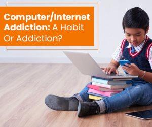 استخدام الكمبيوتر والإنترنت المتواصل.. عادة أم إدمان؟