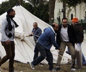 أكاذيب الجماعة لتجميل وجه مرسي.. شهادة وهمية لوزير العدل الإخواني لم تغسل دماء الاتحادية