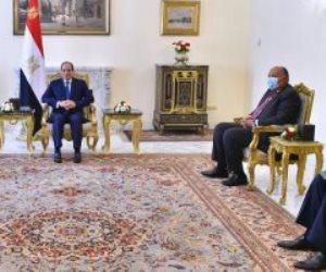 إعلان القاهرة لحل الأزمة الليبية على رأس مباحثات مصرية يونانية.. والتدخل التركي أيضاً