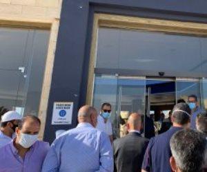 وزير السياحة يفتح متحف الغردقة أمام الجمهور بعد تفقد الإجراءات الاحترازية تحسباً لكورونا