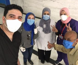 """مدفعتش مليم في المستشفى.. متعافية تروي لـ""""صوت الأمة"""" رحلة عذابها مع كورونا (فيديو)"""