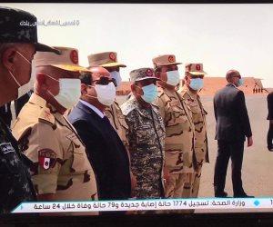 الرئيس السيسى: حريصون على التنمية فى إثيوبيا وعلى الحياة في مصر