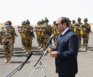الإمارات: حرص الرئيس المصري على استعادة الأمن والاستقرار في ليبيا ينبع من توجه عربي أصيل