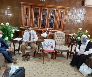 مؤسسات المجتمع المدني بشمال سيناء.. دور فاعل وجهود تشاركية لدعم المواطنين في وجه كورونا ( صور)