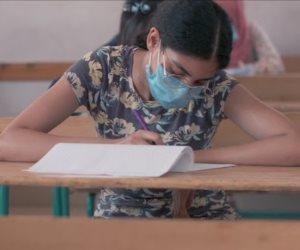 لجنة خاصة لامتحان طالبة تعافت من كورونا في الوادي الجديد