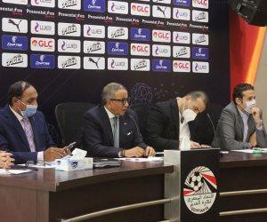 اتحاد الكرة يعلن انتهاء الدورى 30 سبتمبر بعد اجتماع الأندية
