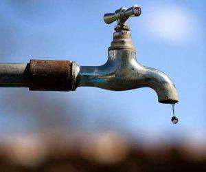 قطع المياه لمدة 8 ساعات عن بولاق الدكرور وأرض اللواء في الجيزة