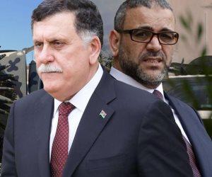 """المشري""""المراوغ"""".. يدعو لدستور ليبي بسلطة منتخبة ويتناسى فرض حكومة """"الوفاق"""" بالقوة"""