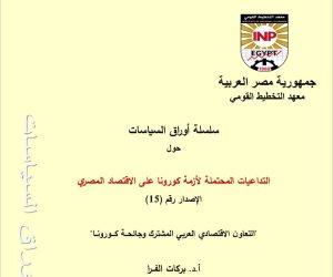 رغم اجتماعي وزراء الصحة العرب لمواجهة كورونا.. التخطيط القومي ينفي أي تنسيق بينهم