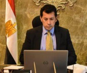 وزير الرياضة يكشف خطة فتح الأندية أمام الأعضاء