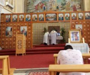 الحياة تدب من جديد في الإسكندرية.. تفاصيل أول قداس بكنيسة محطة الرمل (صور)
