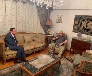 """مكرم محمد أحمد: من يزعمون الإطاحة بي """"واهمون"""".. والرئيس السيسي كان يرى أن مواقفي وطنية لا تدعو للانزعاج (فيديو)"""