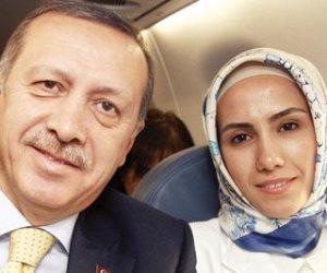 للمره الثانية.. موقع تركي يفضح علاقة سمية ابنة أردوغان بمستشفيات علاج مصابي داعش