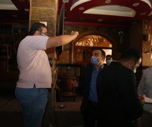 حماية المستهلك: 47 حملة في 12 محافظة وضبط 520 مخالفة