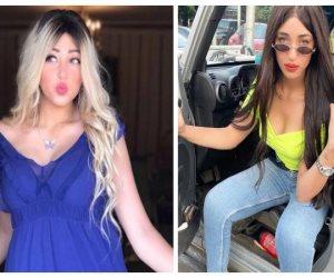 فتيات «التيك توك» في قضبة الأمن.. ريناد عماد ومنار سامي تنضمان لقائمة خدش الحياء ونشر مواد إباحية