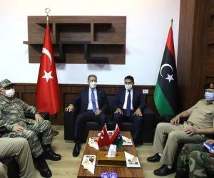 """""""تتيح لأنقرة التدخل المباشر في ليبيا"""".. تركيا توقع اتفاقية عسكرية مع مليشيات الوفاق"""