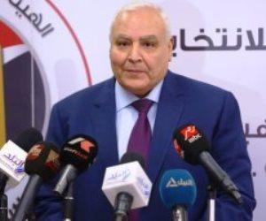 رئيس الهيئة الوطنية للانتخابات: إلزام المرشحين والناخبين بارتداء الكمامات أمام اللجان والالتزام بالمسافات الأمنة
