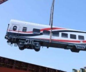 السكة الحديد: دفعة العربات الروسية الجديدة تصل الإسكندرية نهاية الأسبوع