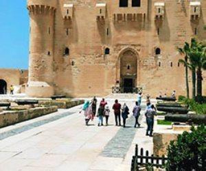 بإجراءات تنظيمية ووقائية مشددة.. عودة الحياة لمتاحف وقلاع الإسكندرية