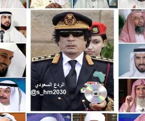 تسريبات خيمة القذافي تفضح نوايا الإخوان وعملاء قطر لزعزعة الوضع في الخليج (فيديو)