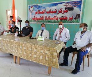شمال سيناء في مواجهة كورونا.. تطبيق الإجراءات يقلل الإصابات وشفاء 126 حالة (صور)