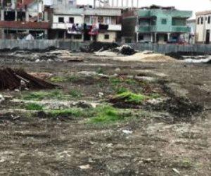 توقف أعمال تطوير مركز شباب محمد صلاح فى نجريج.. من المسؤول؟