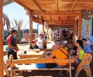 عودة الروح.. شواطئ جنوب سيناء تستقبل سياح الغوص والسفاري