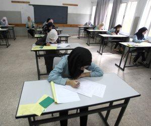 بدء امتحان اللغة الأجنبية الثانية لطلاب الثانوية العامة
