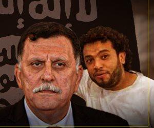 داعش تحكم وزارة داخلية حكومة السراج.. مسجل خطر وإرهابي رئيساً للبحث الجنائي
