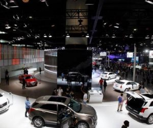 الصين تعرض 1400 سيارة جديدة خلال معرضها الـ 17 عبر الإنترنت