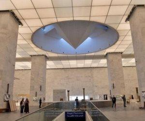 متحف الحضارة الذي سيتم افتتاحه ضمن 6 متاحف جديدة.. تعرف عليه